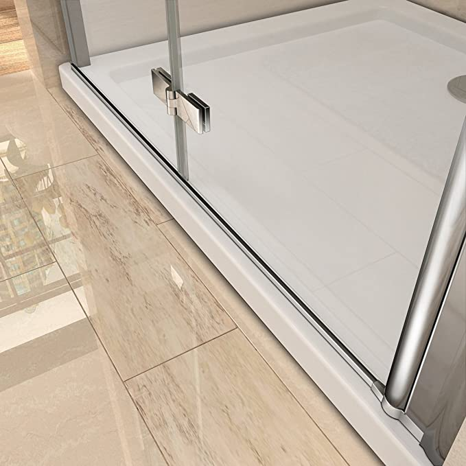 100x185cm Mamparas de ducha Pantalla baño plegable puerta de ducha Aica: Amazon.es: Bricolaje y herramientas