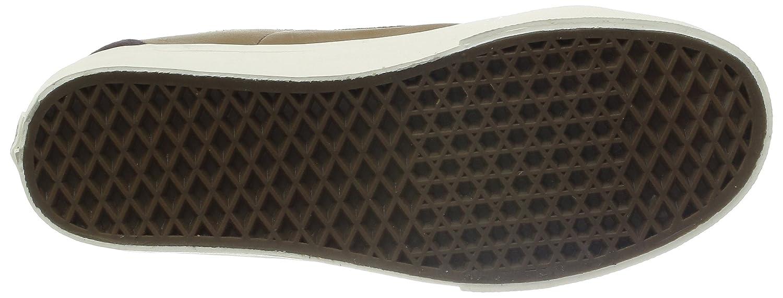 Vans VD5, Unisex-Erwachsene Unisex-Erwachsene VD5, Sneakers Braun (Dark) 053881