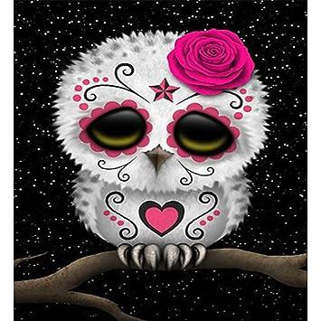 masrin 5D Diamant Floral Thema Strass eingefügt Stickerei Malerei ...