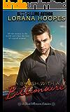 A Brush with a Billionaire (Christian Inspirational Romance): A clean billionaire romance (Sweet Billionaires Book 2)