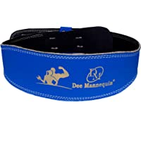 DEE MANNEQUIN Weight Lifting Leather Belt/Gym Belt