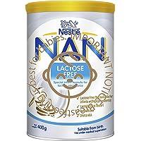 Nestlé NAN Stage 1 Lactose Free Infant Milk Formula, 0-12 months, 400g