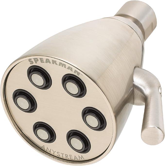 Best Low Flow Shower Head: Speakman S-2252-BN-E2 Signature