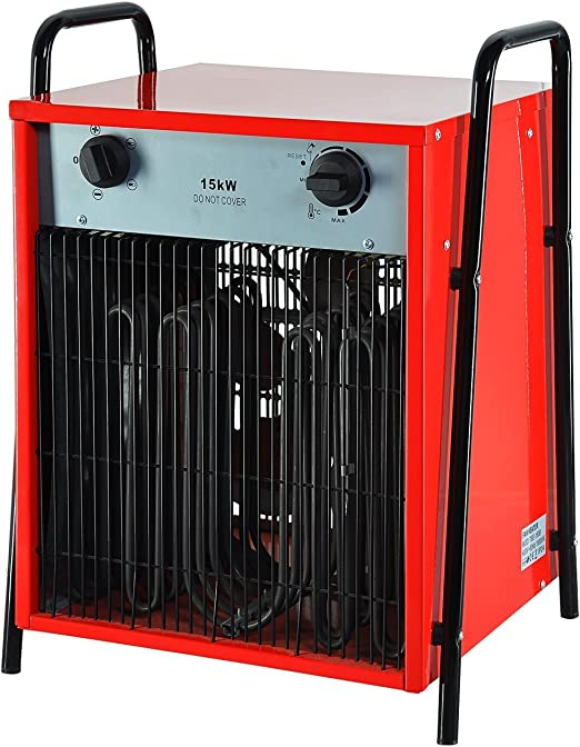 Happyjoy Ventilador del calentador Ventilador del calentador ...