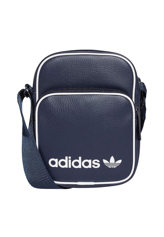 adidas Mini Vintage Kuriertasche Black One Size ADIEY|#adidas DH1006