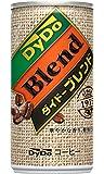 ダイドードリンコ ダイドーブレンド ブレンドコーヒー 185g×30本