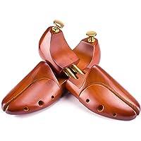 Cedarwood Boot Shoe Tree, Solid Wood Shoe Support, Shoe Expander, Anti-Wrinkle, Adjustable Deodorization,S