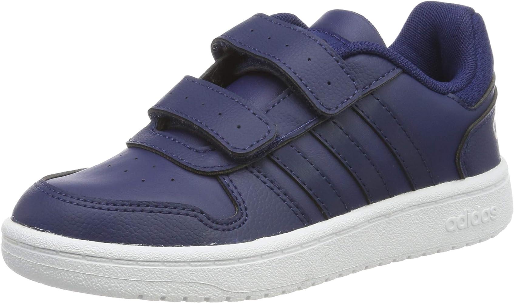 Zapatos de Baloncesto Unisex Ni/ños adidas Hoops 2.0 CMF