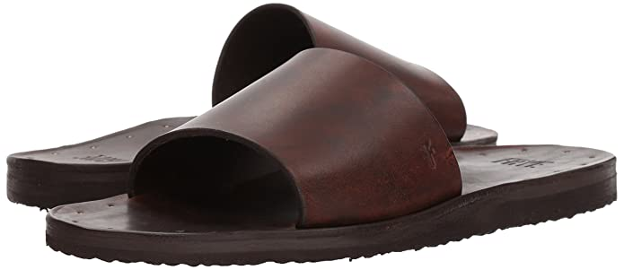 f5168796b5b Amazon.com  FRYE Men s Cape Slide Sandal  Shoes