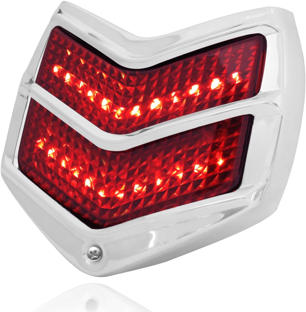 KNS Accessories KA0230 Ford Passenger Car Red Tail Light Assembly