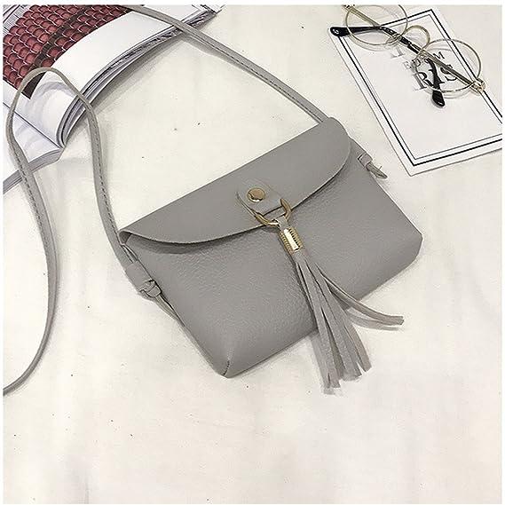 0d25cabd5d82 Amazon.com: Wobuoke Fashion able Bag Vintage Handbag Small Mini ...