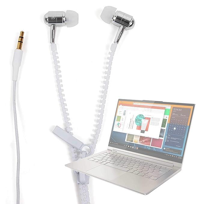 DURAGADGET Auriculares Compatible con Portátil Lenovo Yoga ...