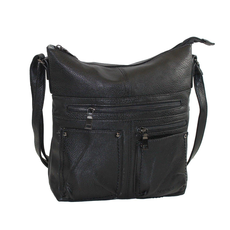 Mittelgroßschwarz Damen New Damen Umhängetasche Bags Bags Mittelgroßschwarz New Umhängetasche Bags New H2ID9WEY