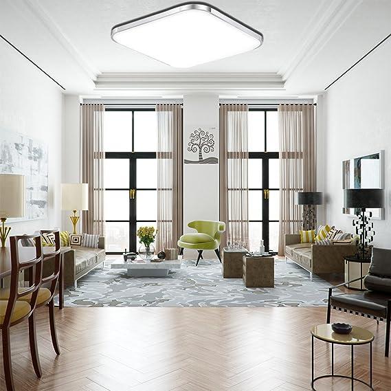 ETiME® LED Deckenleuchte Deckenlampe Modern Wohnzimmer Lampe ...