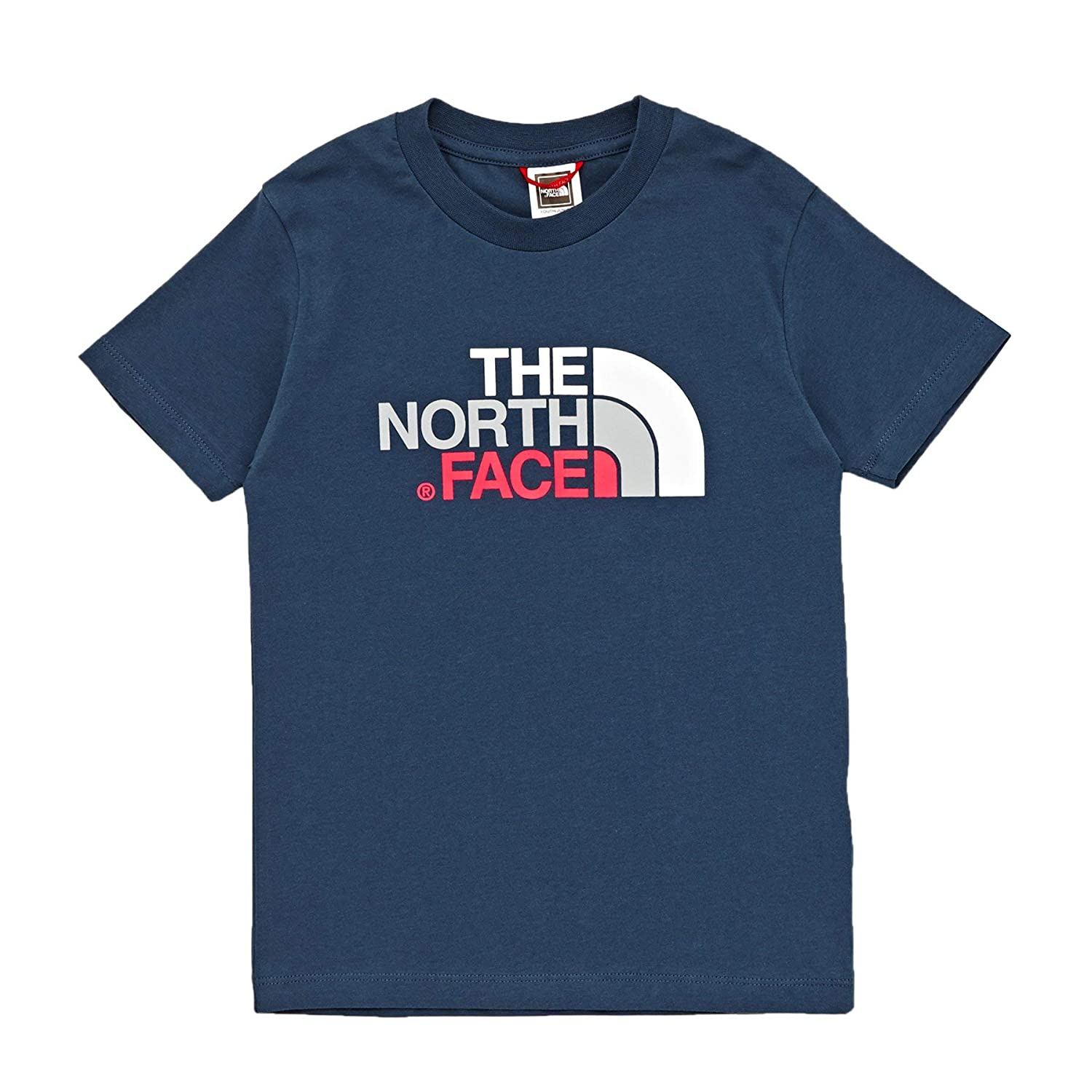 The North Face Y S/S Easy tee Camiseta, Niños T0A3P7N4L