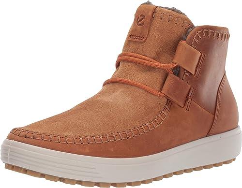 ECCO Damen Soft 7 Tred W Hohe Sneaker