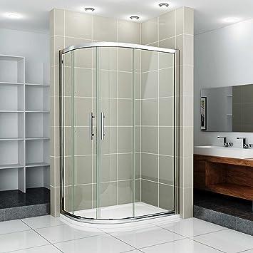DSS 1200 x 900 nuevo Walk In para zurdos mampara de ducha cabina ...