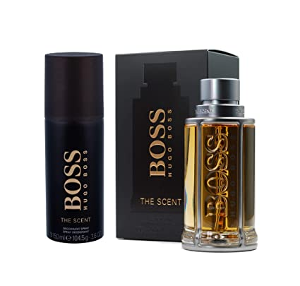 c4bcb4bd Hugo Boss The Scent (EDT 100ml + Deodorant 150ml)