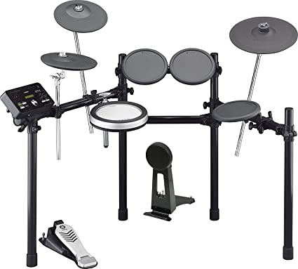 amazon com yamaha dtx522k customizable electronic drum kit with 3 rh amazon com Yamaha Electronic Drums Yamaha DTX500