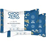 ChocZero's Milk Chocolate Chips - No Sugar Added, Low Carb, Keto Friendly (2Bags, 14oz)