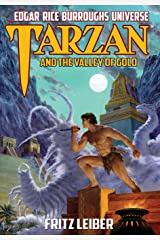 Tarzan and the Valley of Gold (Edgar Rice Burroughs Universe) Hardcover