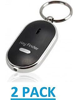 2x Schlüsselfinder Led-lampe Schlüsselanhänger Schlüsselsucher Key Finder