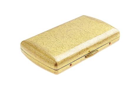 Quantum Abacus Pitillera de cobre, elegancia opulenta, para ...