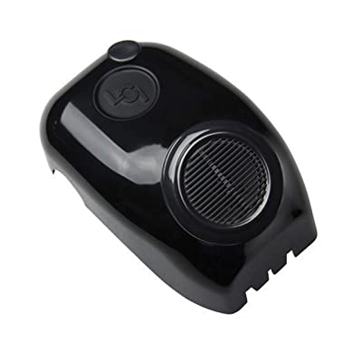 Lippert Components 354185 Solera Black Power Awning Speaker Drive Head Front Cover: Automotive