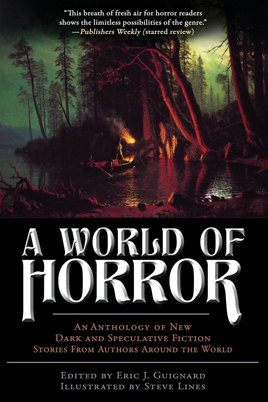 Horror is a world of horror
