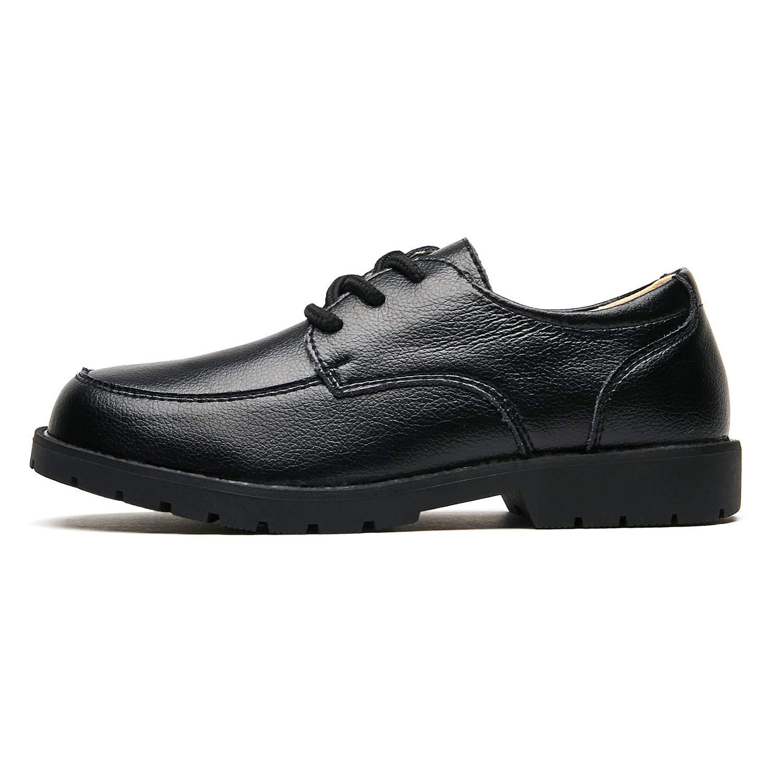 Toddler//Little Kids//Big Kids ALPHELIGANCE Kids Boys Dress Oxford Shoes