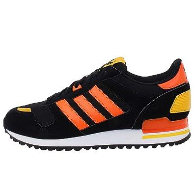 67de8d4e9e73f adidas ZX 700 Black g96512 Black Size  9 UK  Amazon.co.uk  Shoes   Bags