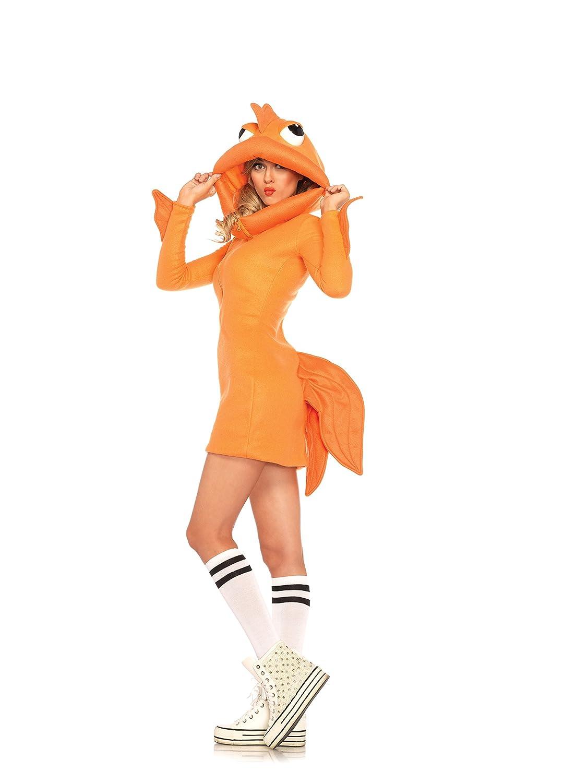 костюм рыбы для девушки вкусный, при этом