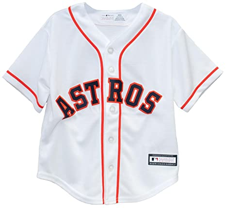 4aa697770 Amazon.com   Outerstuff Houston Astros Home Cool Base Preschool ...