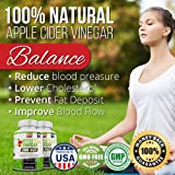 Apple Cider Vinegar Capsules - Weight Loss
