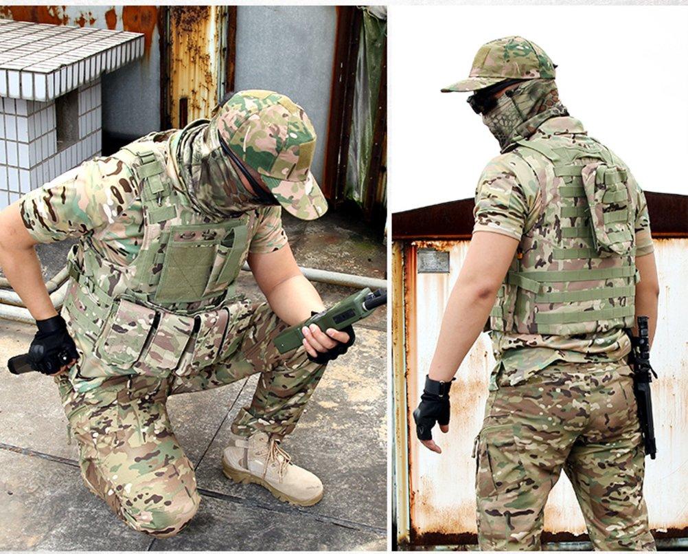 anti-poignard Anam Molle Gilet militaire de combat//assaut tactique