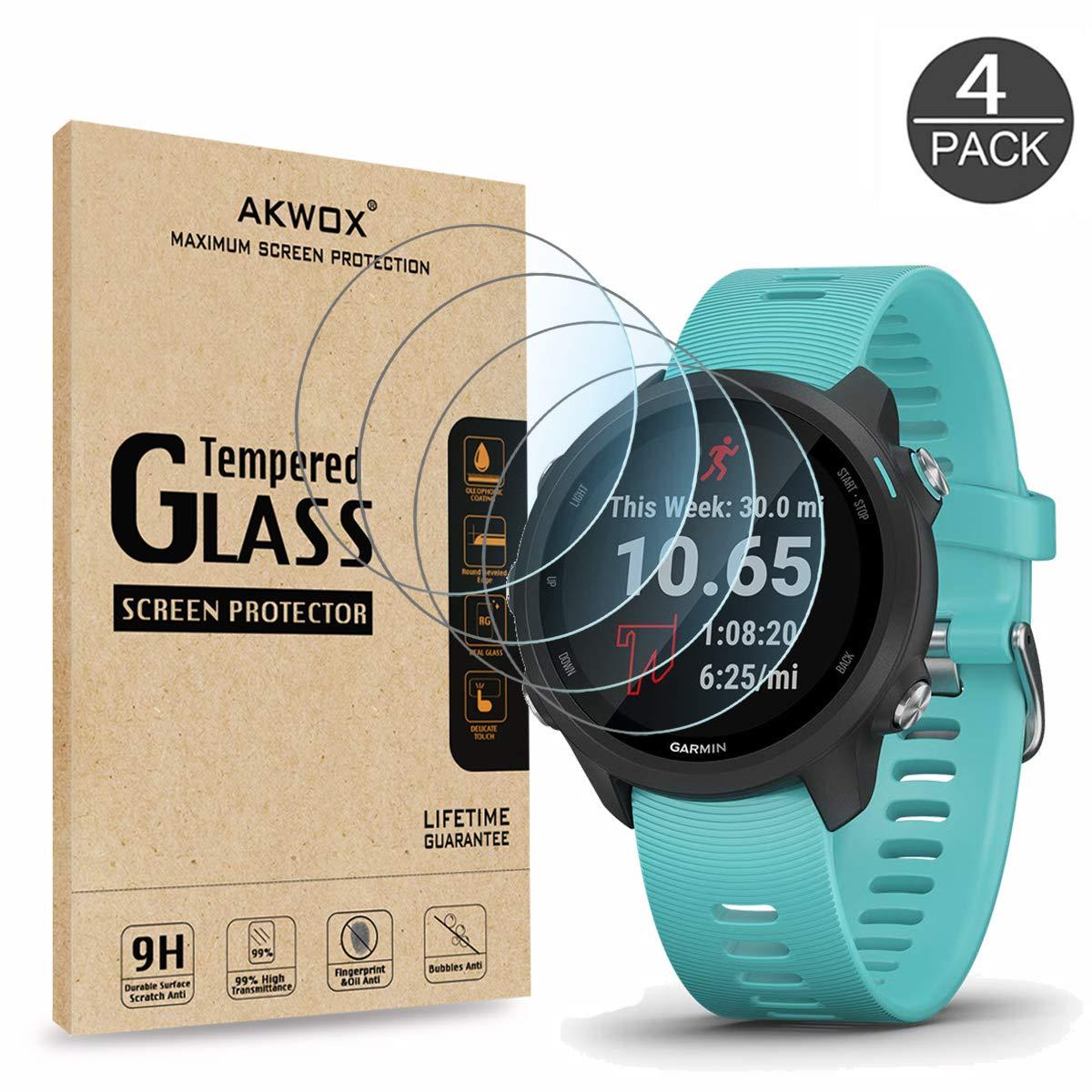 Vidrio Templado Para Garmin Forerunner 245/245 Music Smartwatch
