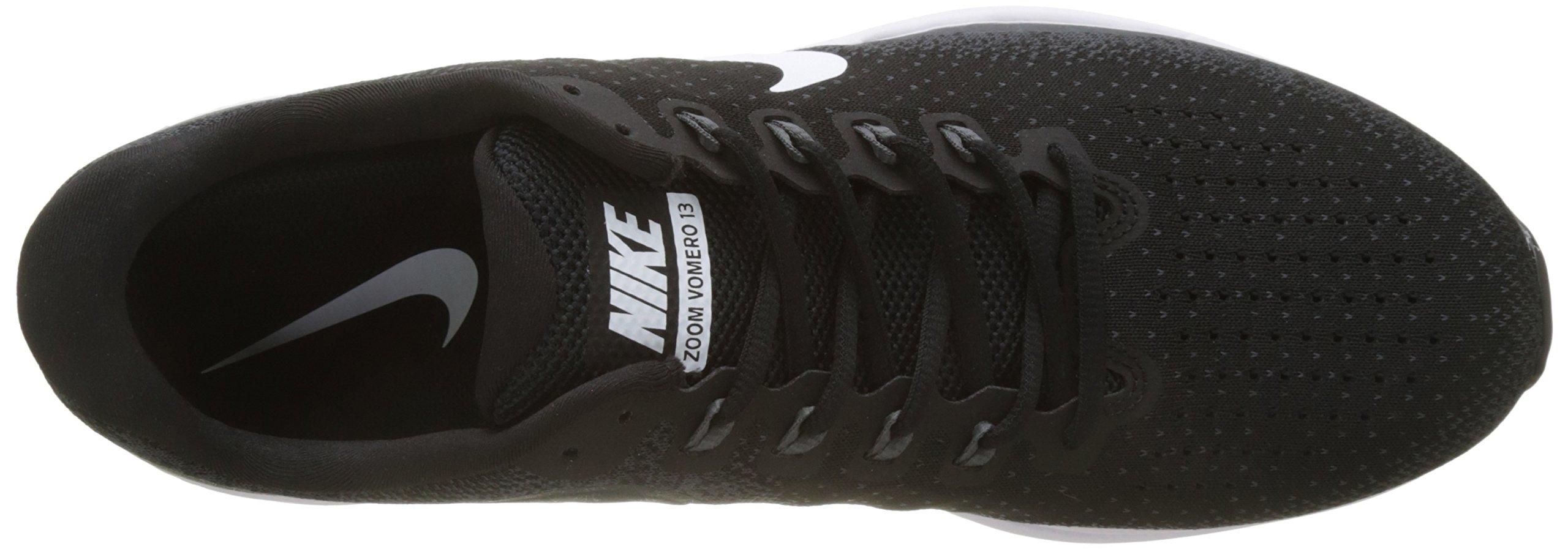 d44c17e29d9 Nike Men s Air Zoom Vomero 13 Black White Anthracite Running Shoe 9 Men US  - 922908 001   Road Running   Clothing