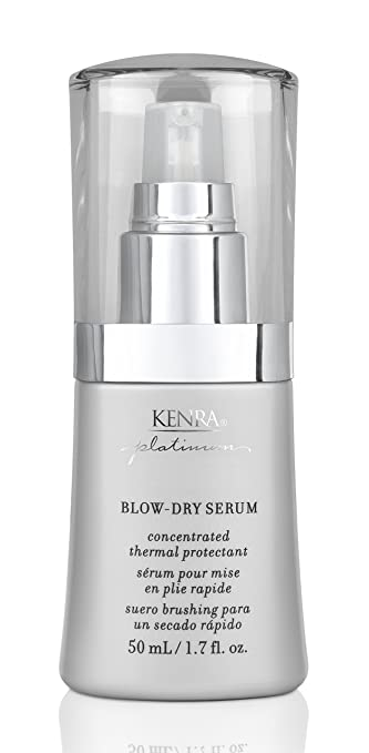 Kenra Platinum Blow-Dry Serum, 1.7-Ounce