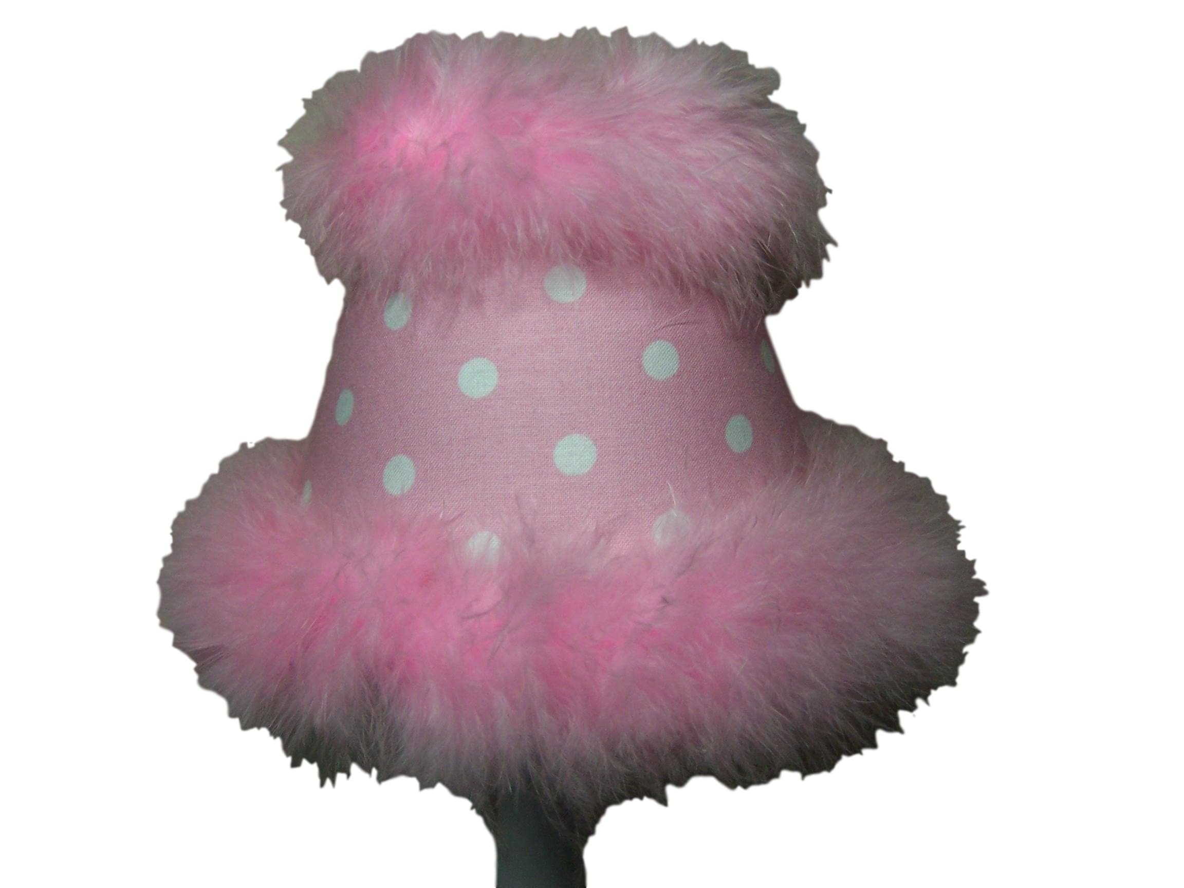Silly Bear Lighting Candy Girl Lamp Shade, Pink