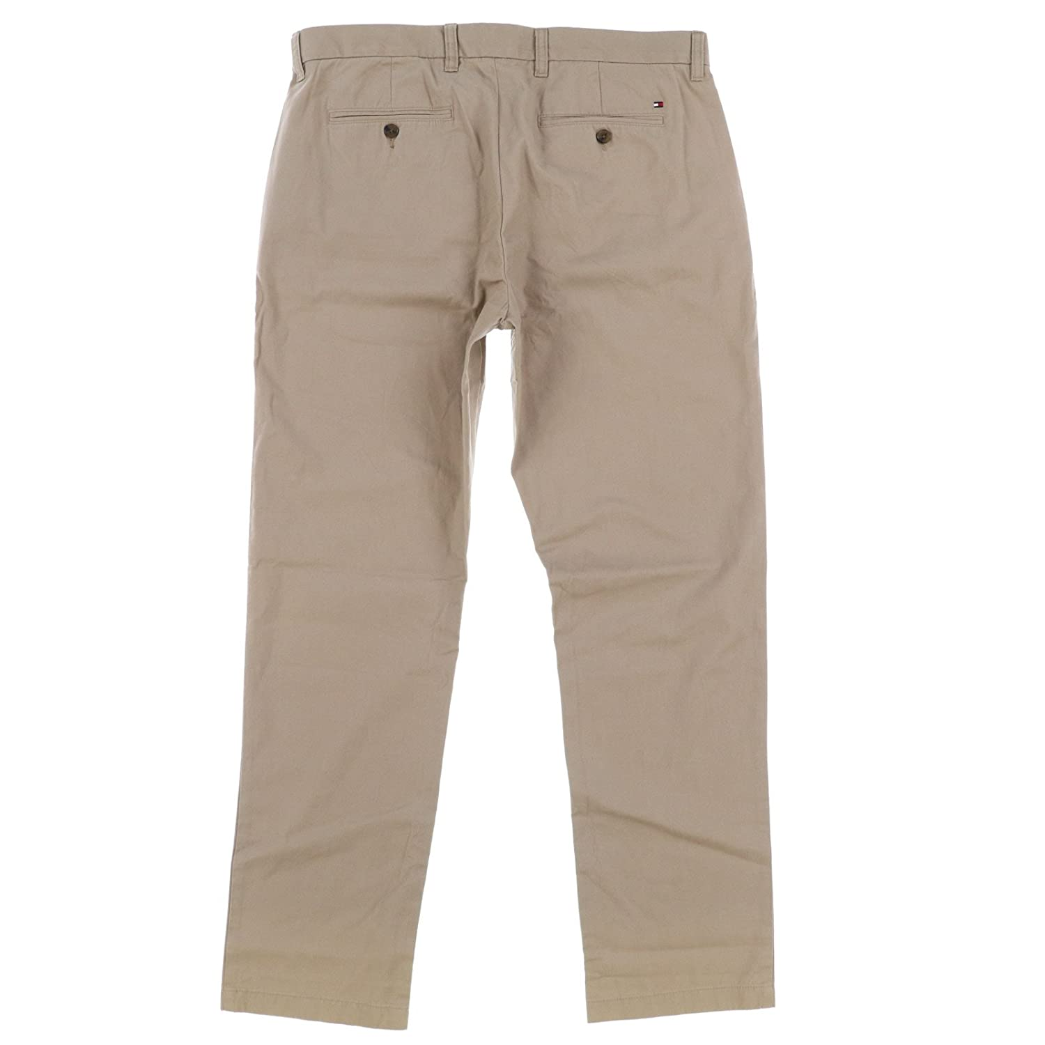 dd29defb Tommy Hilfiger Mens Custom Fit Chino Pants at Amazon Men's Clothing store: