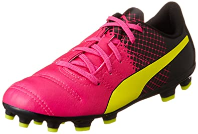 Puma Unisex Kinder EvoPower 4.3 Tricks Ag Jr Fußballschuhe