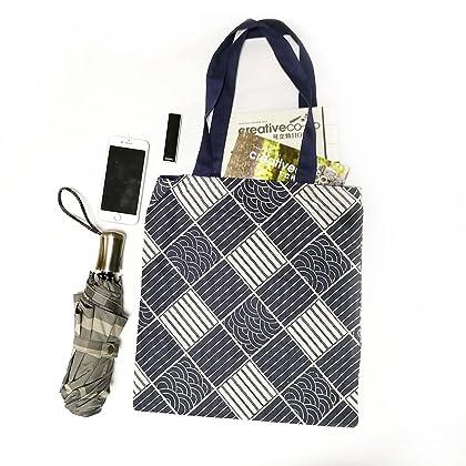 Canvas Tote Bag Black Print Design ASAPS (Cloud) ... bc59c37cf616b