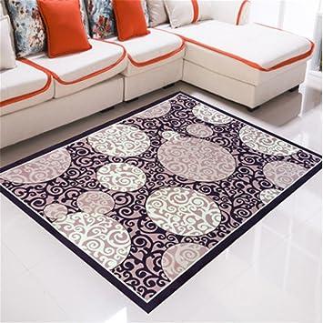 Amazon.de: L&LQ L&LQHigh-Density Moderne Teppiche Schlafzimmer ...