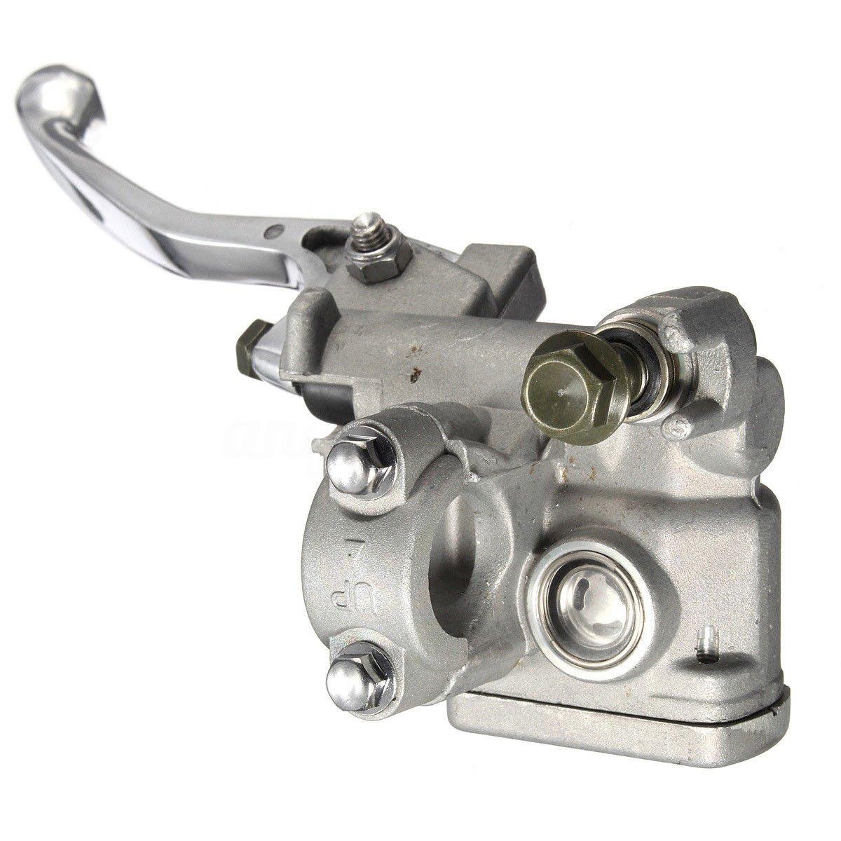 7//8 Right Front Brake Master Cylinder for Honda CR125R CR250R CR500R CRF250R CRF450R CRF250X CRF450X New