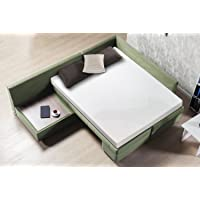 "Sleep Master 5"" Gel Memory Foam Sofa Mattress"