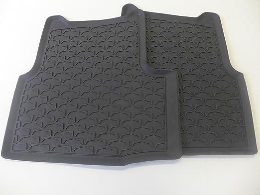 Goma tapices set para Opel Astra K a partir de 2015-4 unid alfombrillas de goma gran Fond