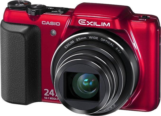 Casio EX-H50RD product image 5