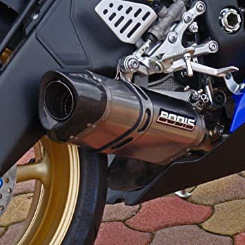 Exhaust Bodis YR6 026 SB1 S C Complete System 4 1 Full Titan