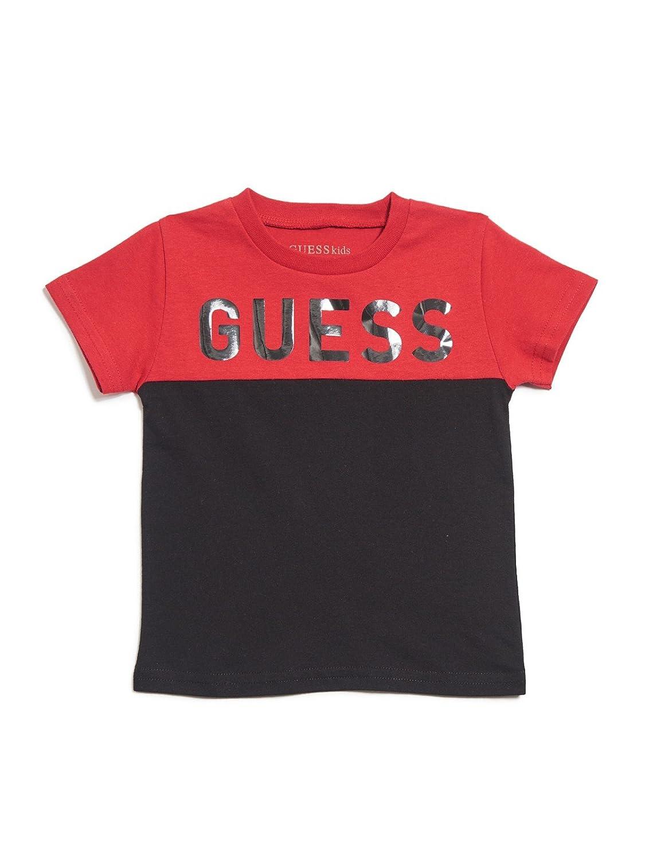 Guess Factory Render Foil Logo Tee (2-6) GuessFactory