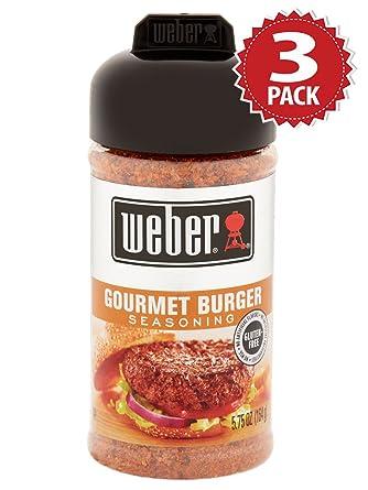 Weber burger gewürz